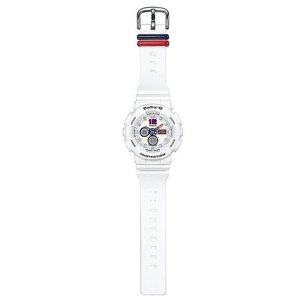 Кварцевые часы женские Casio G-Shock Baby-g Ba-120tr-7b True White
