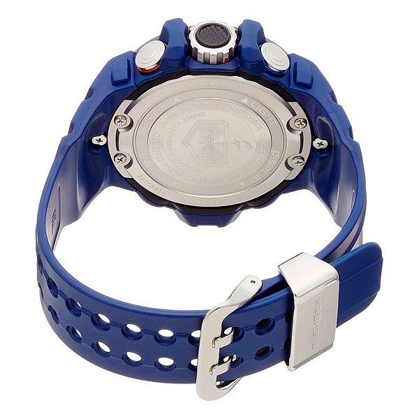 Электронные часы Casio G-Shock Premium Gwn-1000h-2a Denim/Black