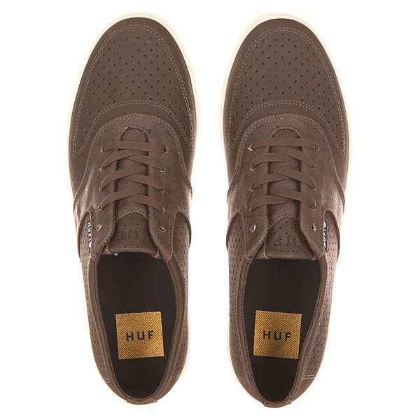 Кеды низкие Huf Liberty Dark Earth
