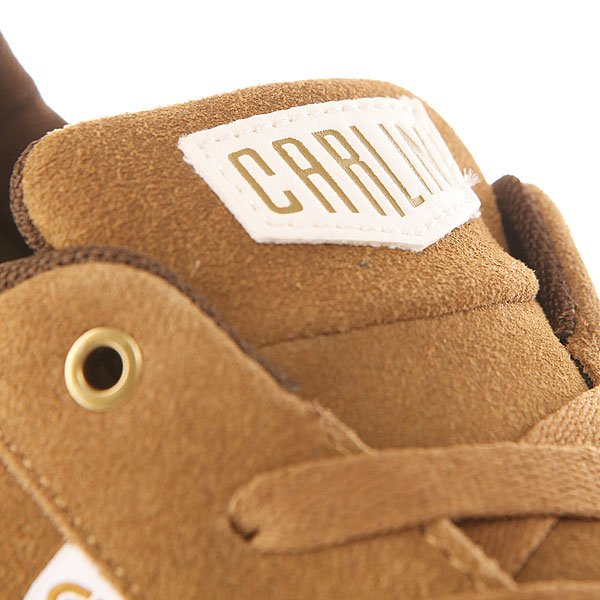 Кеды низкие Circa Jc01 Camel/White
