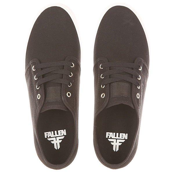 Кеды низкие Fallen Forte Slim Black