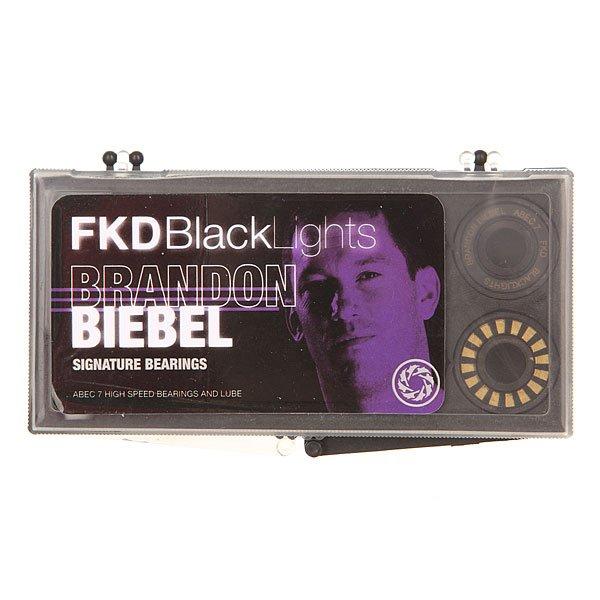 Подшипники FKD Black Lights ABEC 7 Brandon Biebel