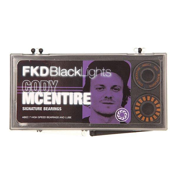 Подшипники FKD Black Lights ABEC 7 Cody Mcentire