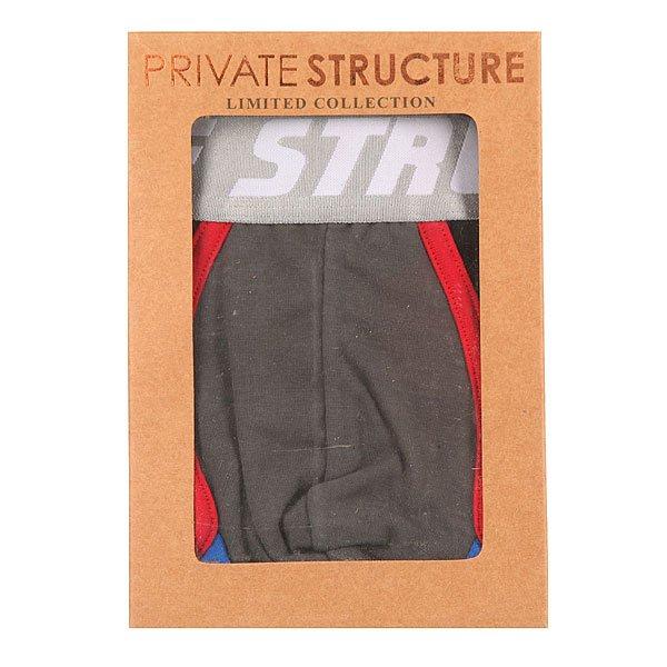 Трусы Private Structure 111-mu-1147 Black
