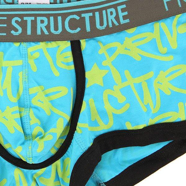 Трусы Private Structure 110-mu-0759 Blue