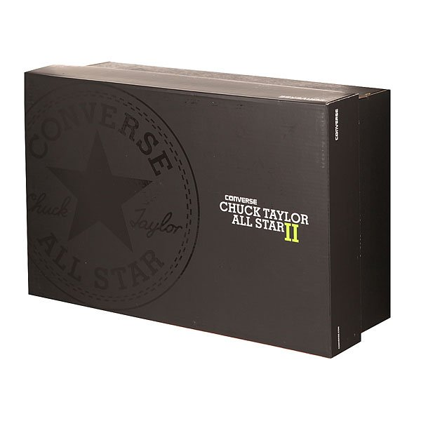 Кеды высокие Converse Chuck Taylor All Star II Hi Red/Navy/White