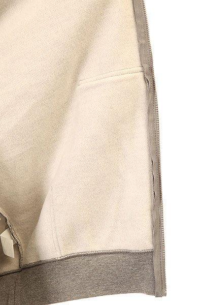 Толстовка классическая Fallen Pure Zip Hoods Heat Grey