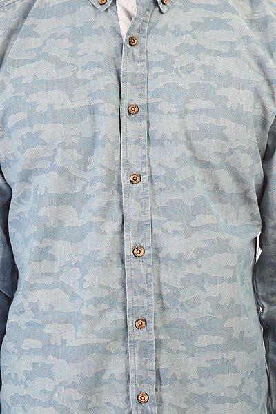 Рубашка Picture Organic Safari Denim