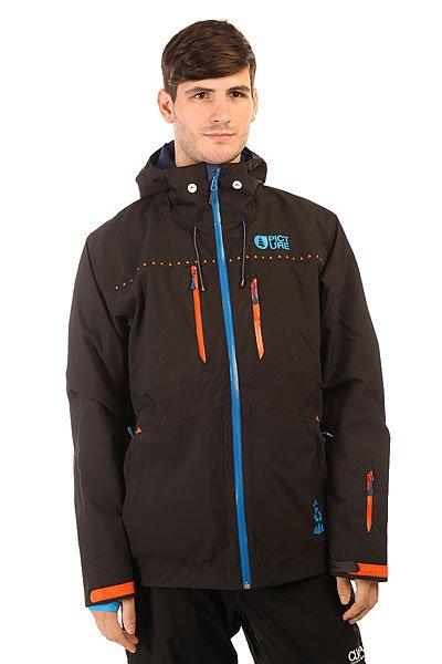 Куртка утепленная Picture Organic Montana Black