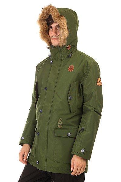 Куртка Picture Organic Hudson Khaki