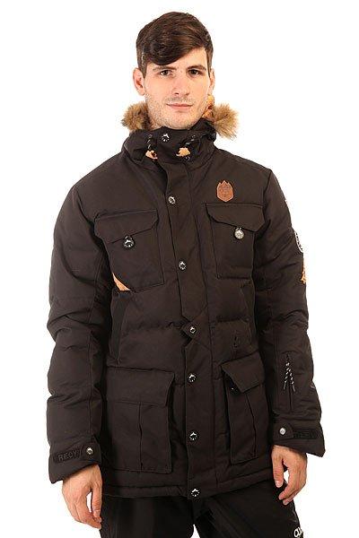 Куртка утепленная Picture Organic Leno 2 Black