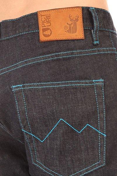 Джинсы широкие Picture Organic Jeans Primo Blue