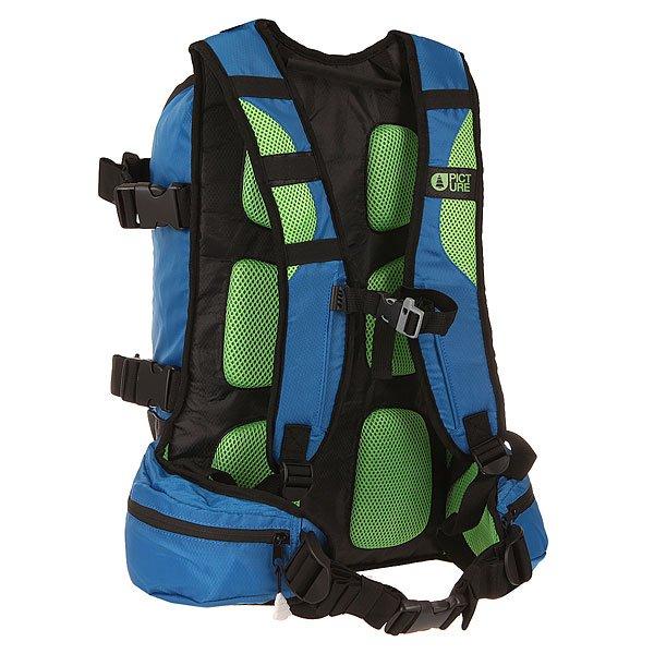 Рюкзак туристический Picture Organic Spine Backpack Blue