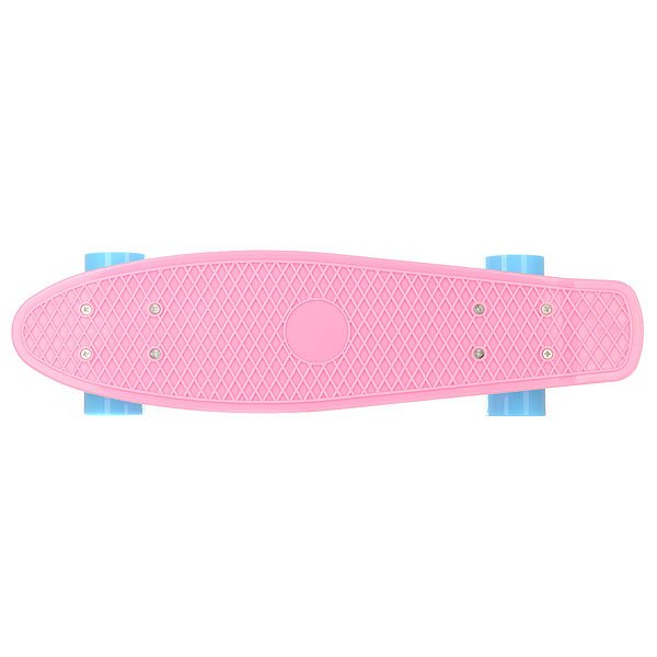 Скейт мини круизер Turbo-FB Cruiser Sweet Pink 5.75 x 22 (55.9 см)