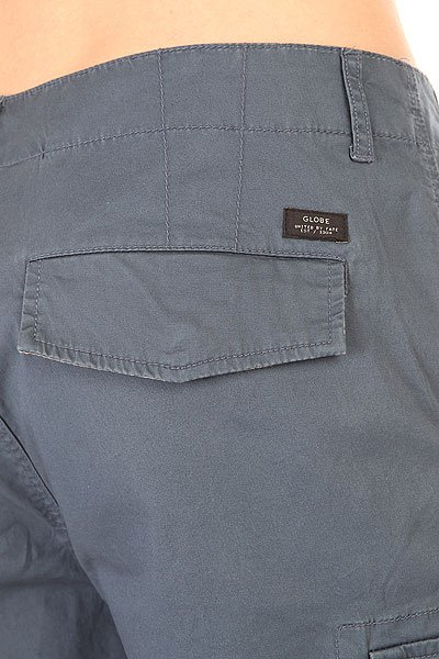 Шорты классические Globe Goodstock Cargo Walkshort Light Indigo