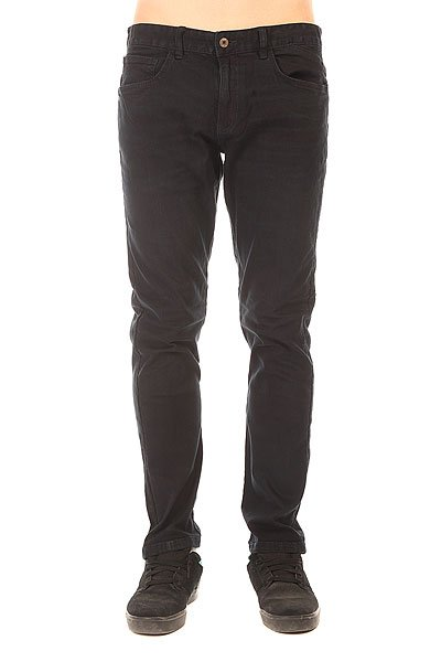 Джинсы прямые Globe Goodstock Denim Carbon