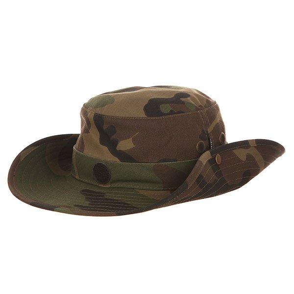 Шляпа Electric Electric Co Camo