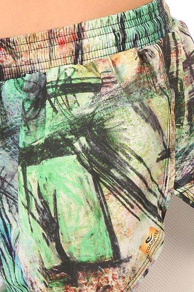 Шорты пляжные женские CajuBrasil Tafetб Shorts Multi