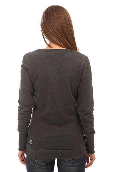 Толстовка свитшот женская Picture Organic Zuni Black