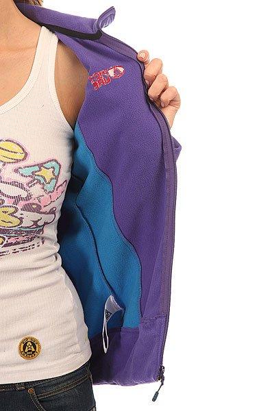 Толстовка классическая женская Picture Organic Candy Purple Blue