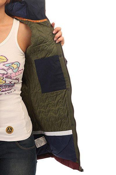 Куртка женская Picture Organic Symbol Aubergine