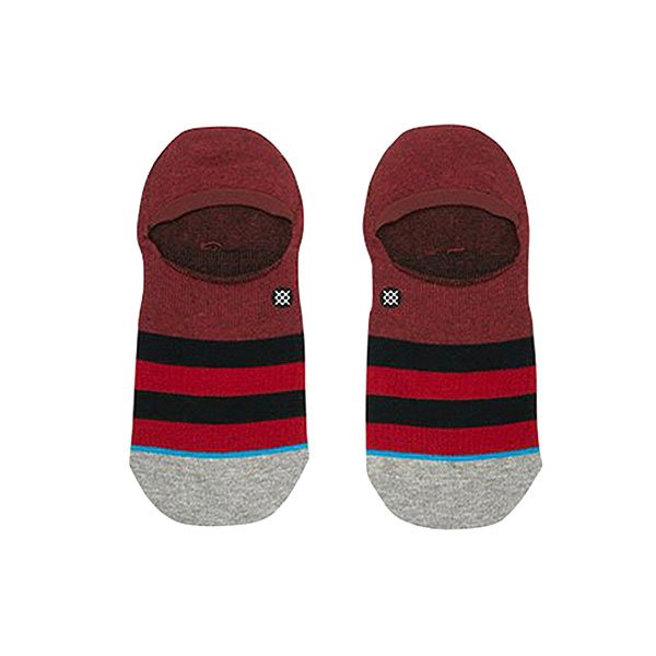 Носки низкие Stance Side Step Sadelow Real Red