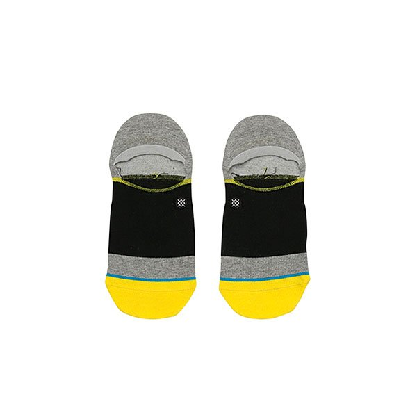 Носки низкие Stance Side Step Zinca Real Grey