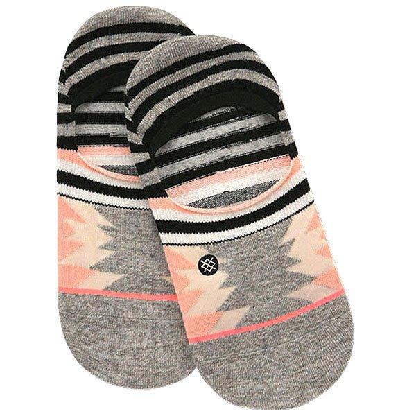 Носки низкие женские Stance Hat Trick 2 Black