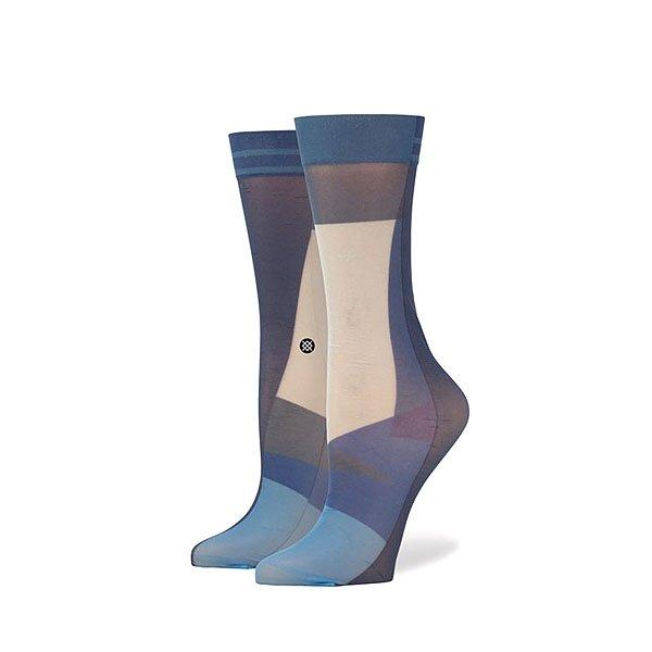 Носки средние женские Stance Simmons Blue