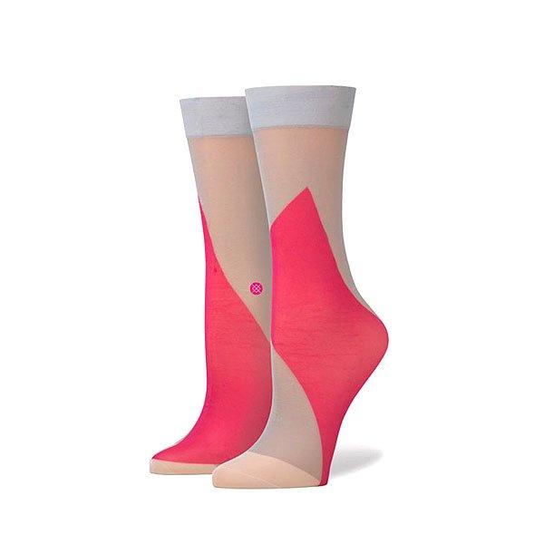 Носки средние женские Stance Simmons Pink