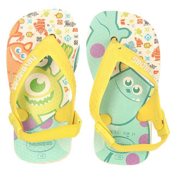 Сандалии детские Havaianas Pixar Multi
