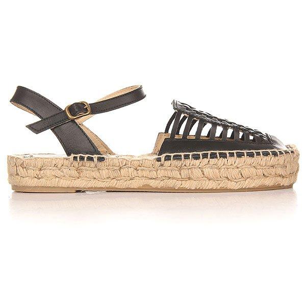 Сандалии женские Soludos Huarache Sandal Black
