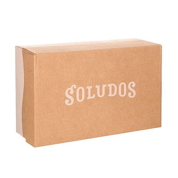 Сабо женское Soludos Tall Wedge Blush