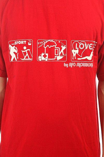 Футболка Apo Life T-Shirt Short Sleeves