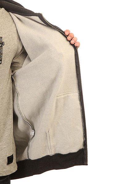 Толстовка классическая Axion Alternative Zip Grey