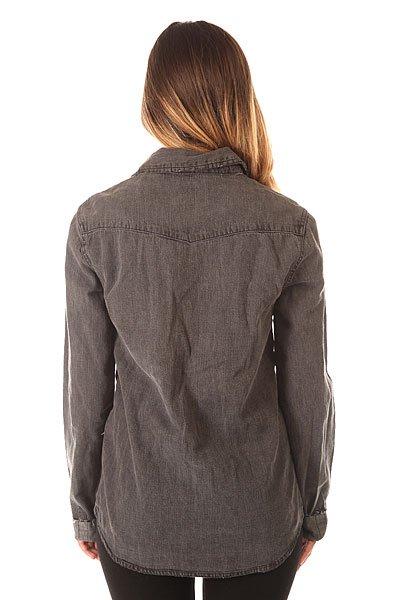 Рубашка женская Insight Long Denim Dayz Washed Floyd