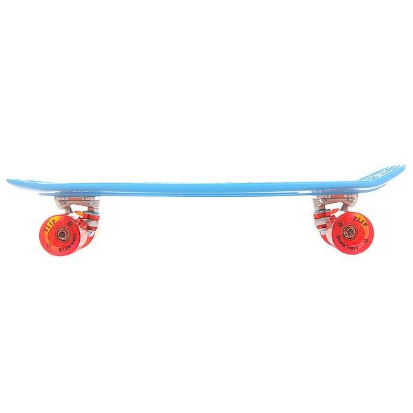 Скейт мини круизер Flip S6 Banana Board Cruzer Blue/Red 6 x 23.25 (59 см)