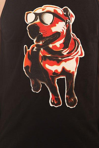 Майка Emerica X Mouse Chief Dog Tank Black