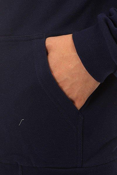 Толстовка классическая Emerica Triangle 2 Zip Hood Navy