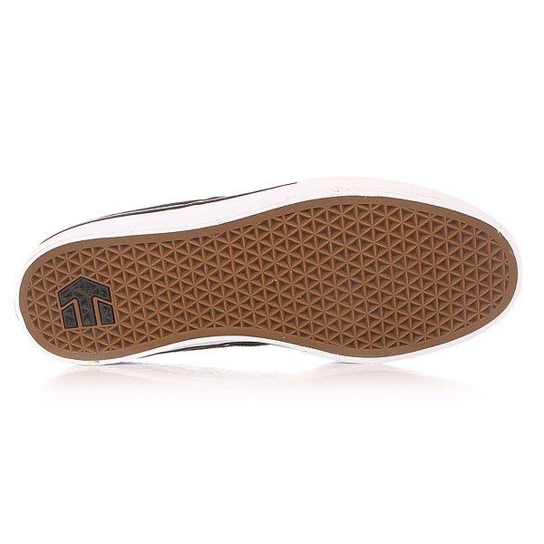 Кеды низкие Etnies Jameson Vulc Navy/Brown/White