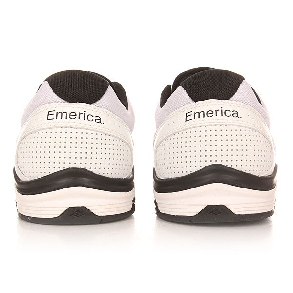 Кроссовки Emerica The Brandon Westgate White/Black