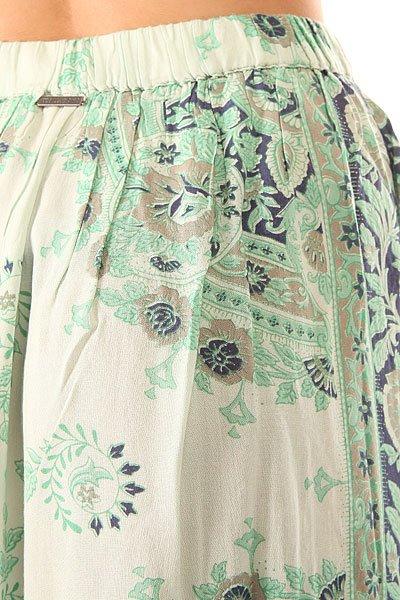 Юбка женская Billabong Silver Bloom Skirt Washed Jade