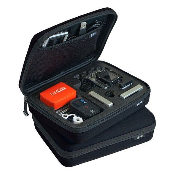 Сумка для фототехники SP Gadgets Pov Case Small Gopro-edition Black