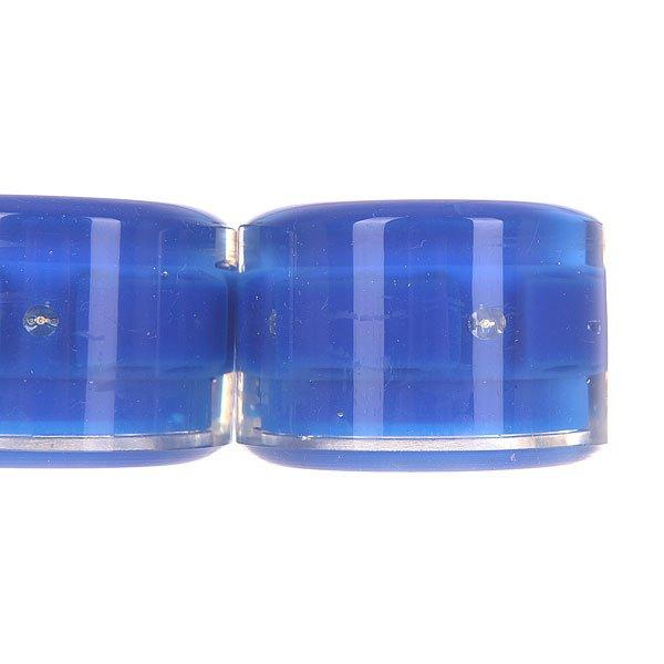 Колеса для скейтборда Sunset Long Board Wheel With Abec9 Blue 78A 65 mm