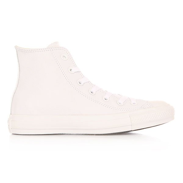 Кеды высокие Converse Chuck Taylor All Star White