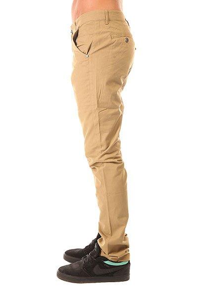 Штаны прямые Запорожец Classic Pants Beige