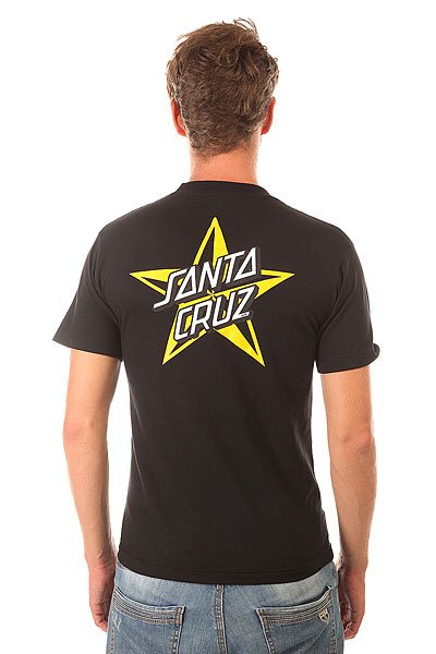 Футболка Santa Cruz Dotical Black