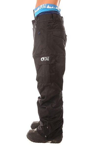 Штаны сноубордические Picture Organic Partner Black
