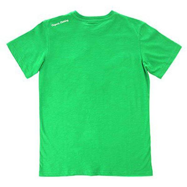 Футболка детская Picture Organic Draw Green