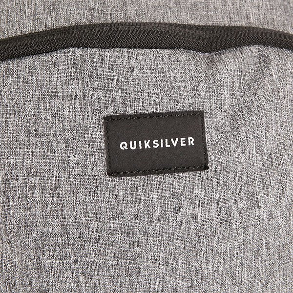 Рюкзак городской Quiksilver Schoolie Real Light Grey Heather